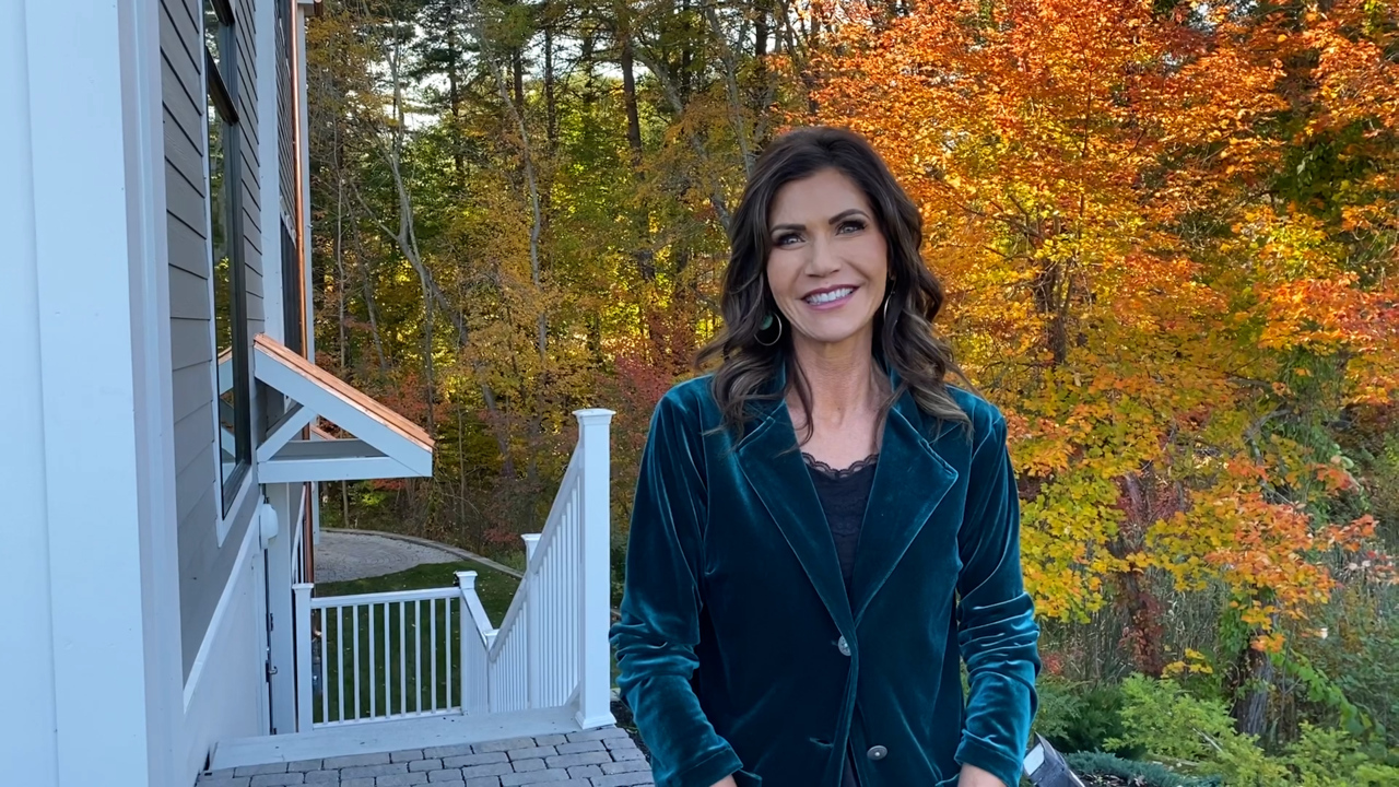 Noem: 'Our way of life will be devastated' if Biden wins White House