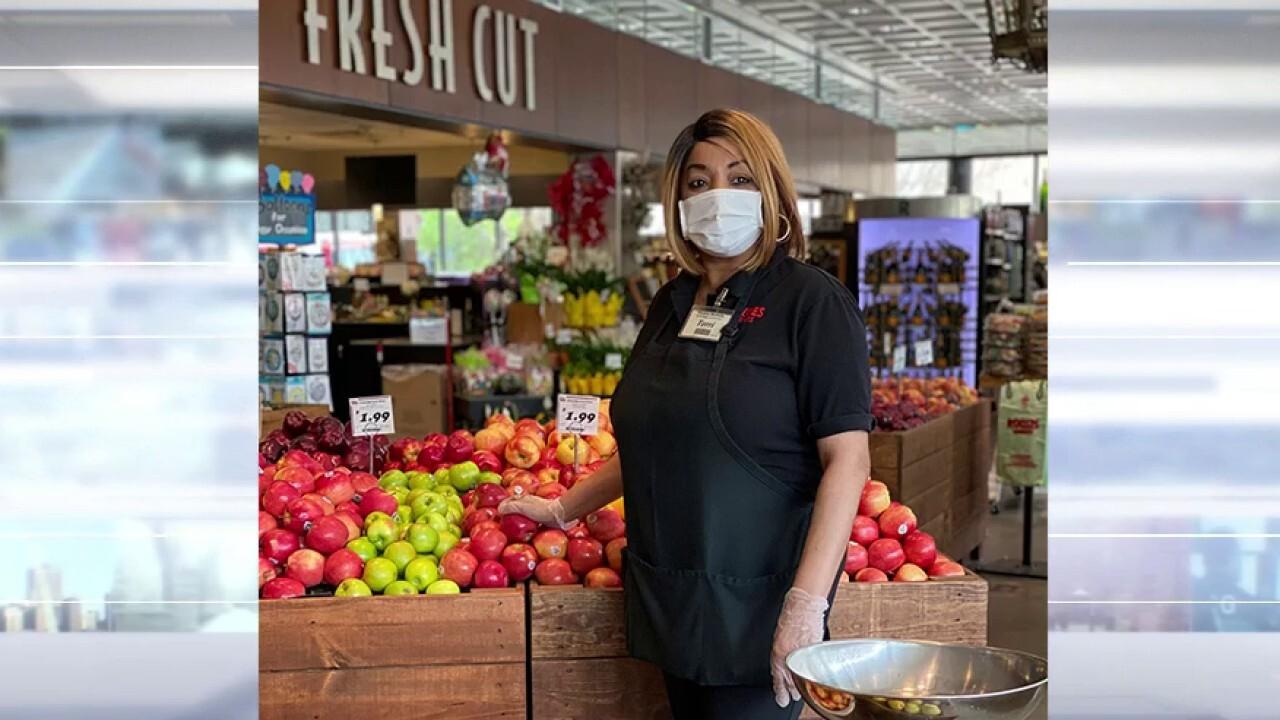Louisiana grocery store offers jobs, hope to community during coronavirus