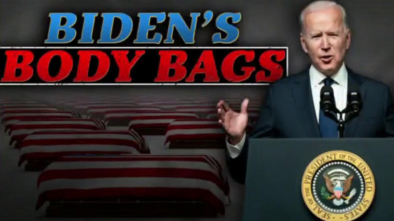 'Ingraham Angle': Biden's Body Bags