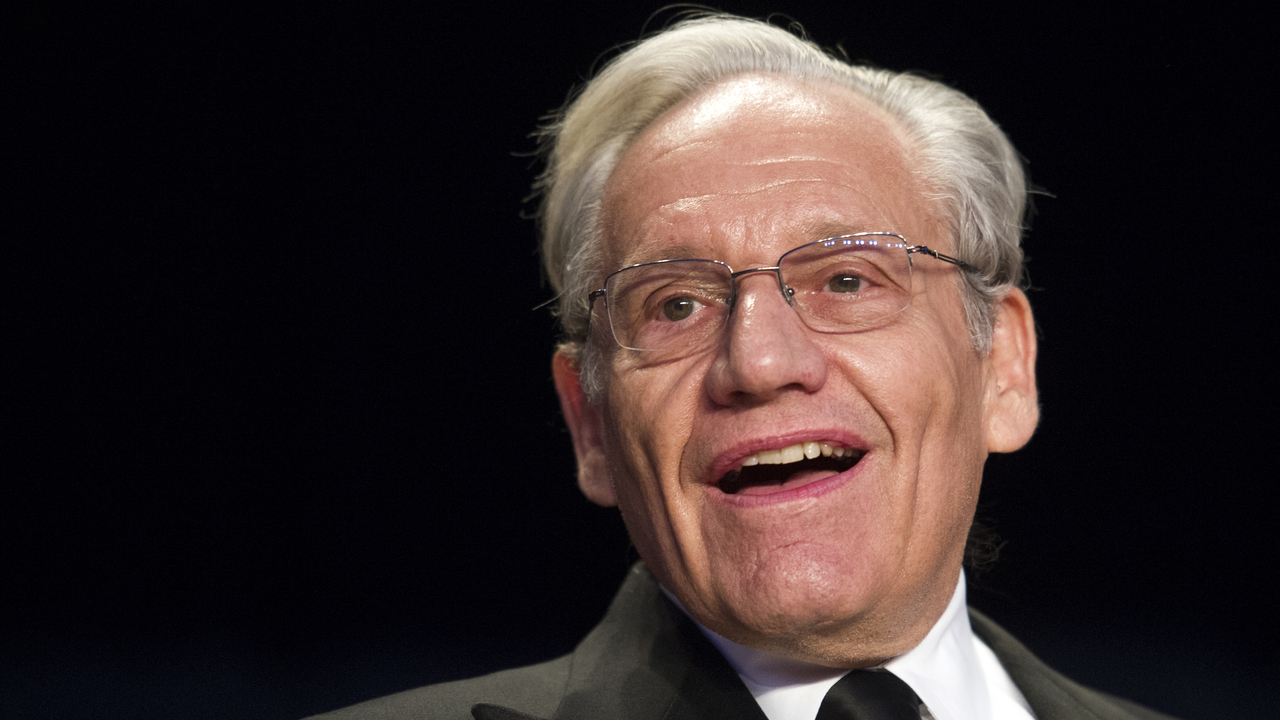Journalist Bob Woodward reaches conclusion on President Trump in new book