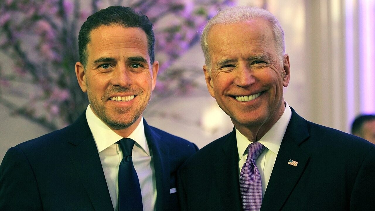 Media silence around Hunter Biden allegations is 'scary,迈向社会主义: RNC Chair