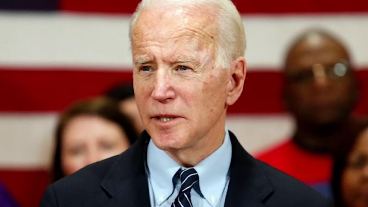 How is Biden handling backlash over 'you ain't black' comment?