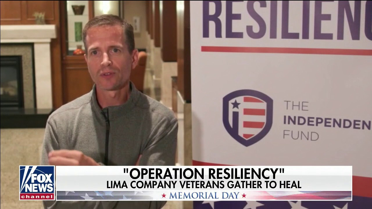 Marines of Lima Company remember the fallen and reunite in Nashville to halt veteran suicides