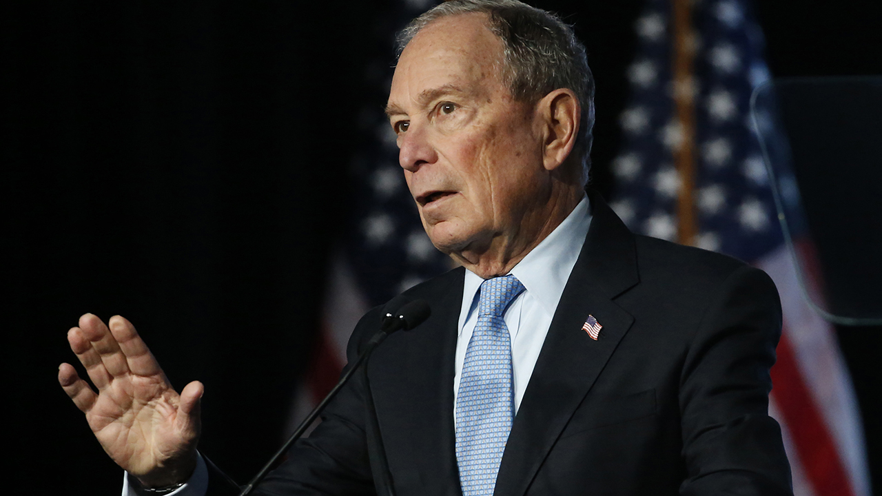 Bloomberg heavily criticized for debate performance