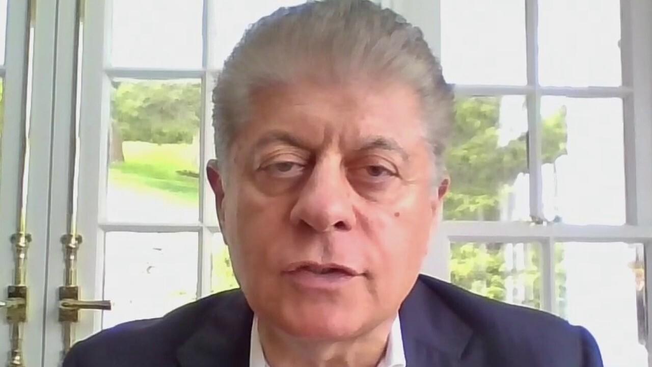 Judge Napolitano: Gov. Cuomo made 'catastrophic' nursing home decisions