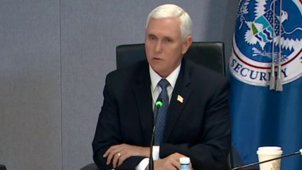 Vice President Pence: State and private labs must report all testing results to CDC