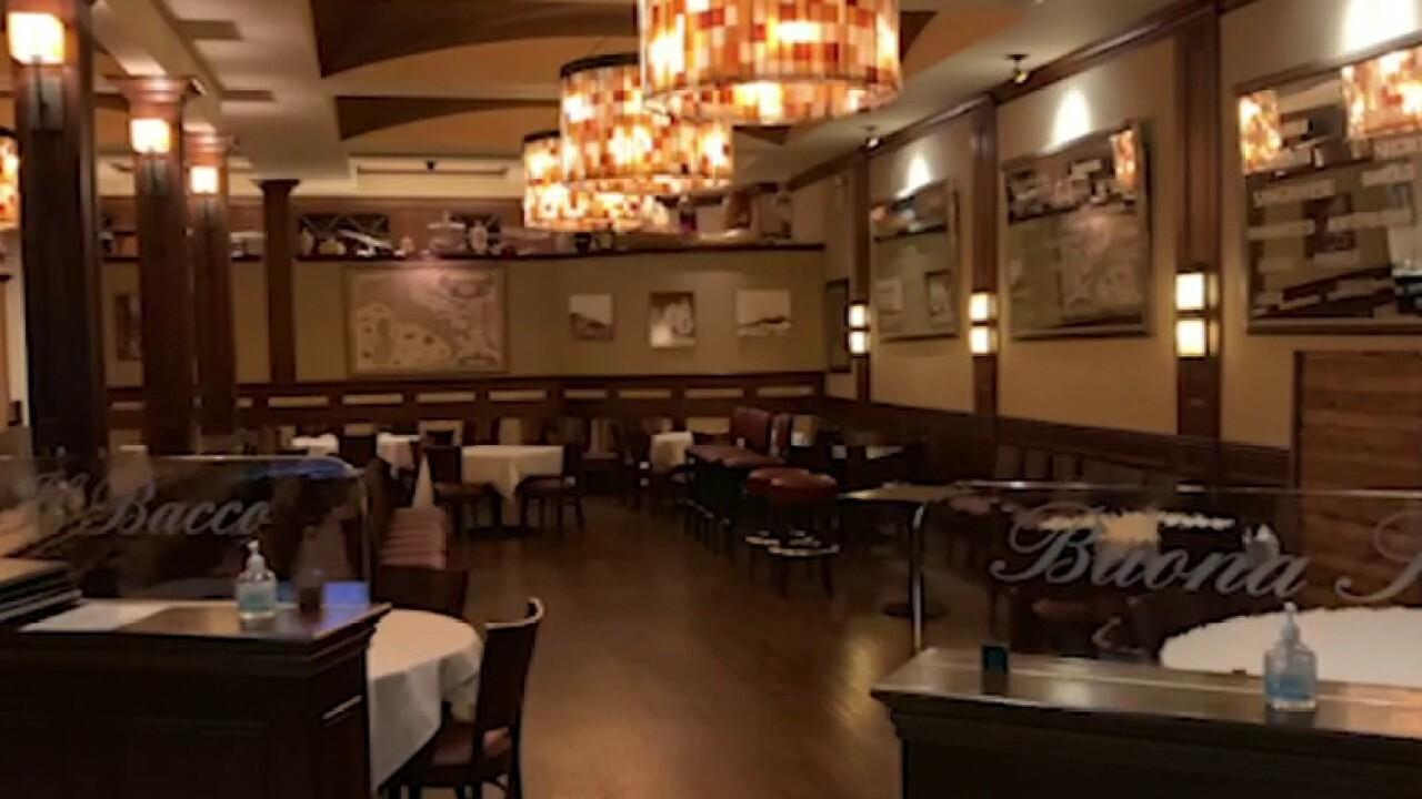 Queens restaurant sues New York governor, mayor, attorney general over indoor dining