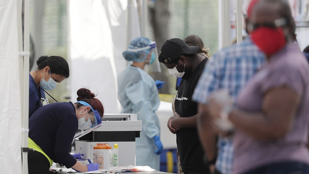 US hits 2 million confirmed COVID-19 cases as states continue to reopen