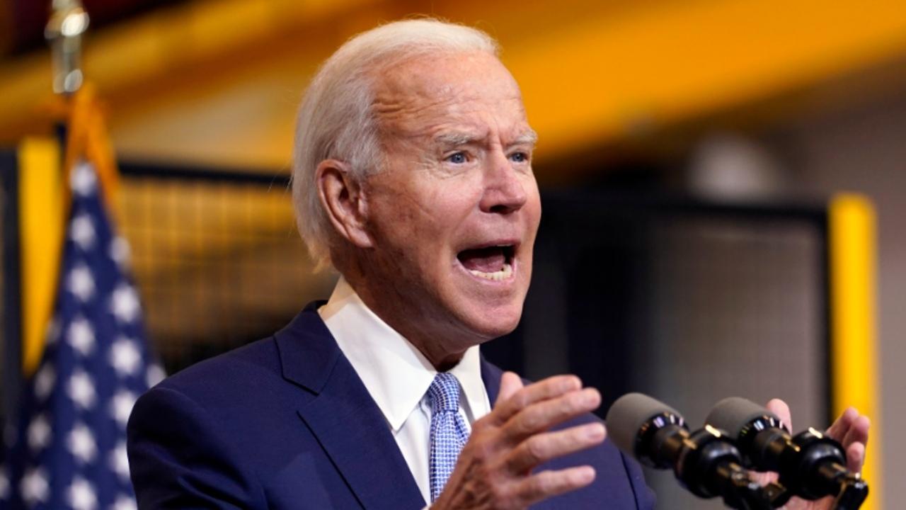 Biden dodges questions from reporters following Pittsburgh speech