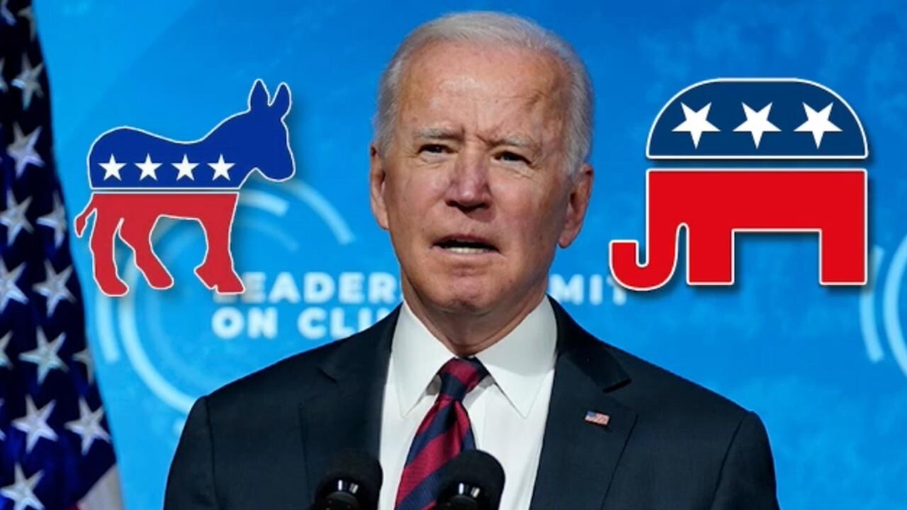 Biden admin has 'novel' definition of bipartisanship