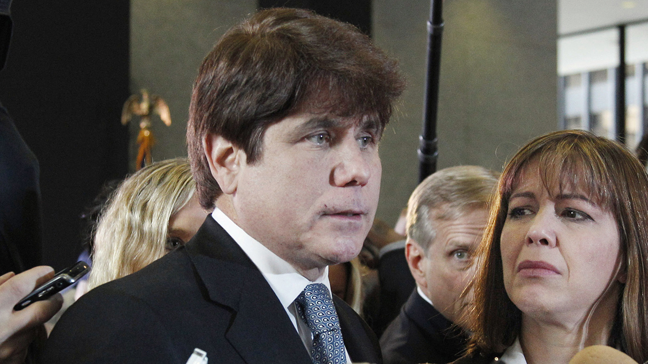 President Trump gives clemency to 11 convicted felons including Rod Blagojevich