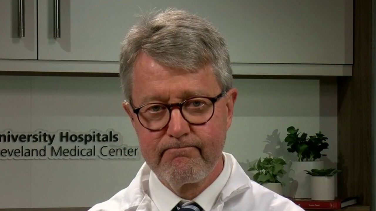 Dr. Keith Armitage: Hydroxychloroquine shouldn't be used for mild COVID-19 cases at this point