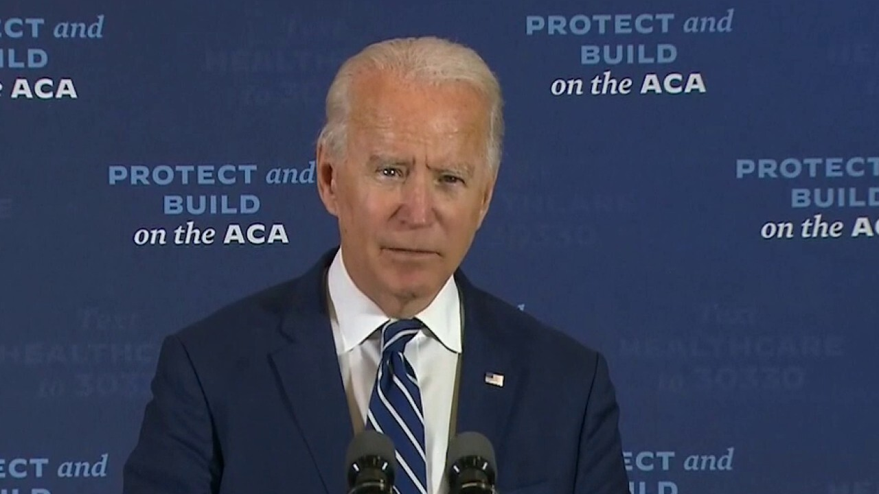 Joe Biden vows to reveal court-packing position before Election Day