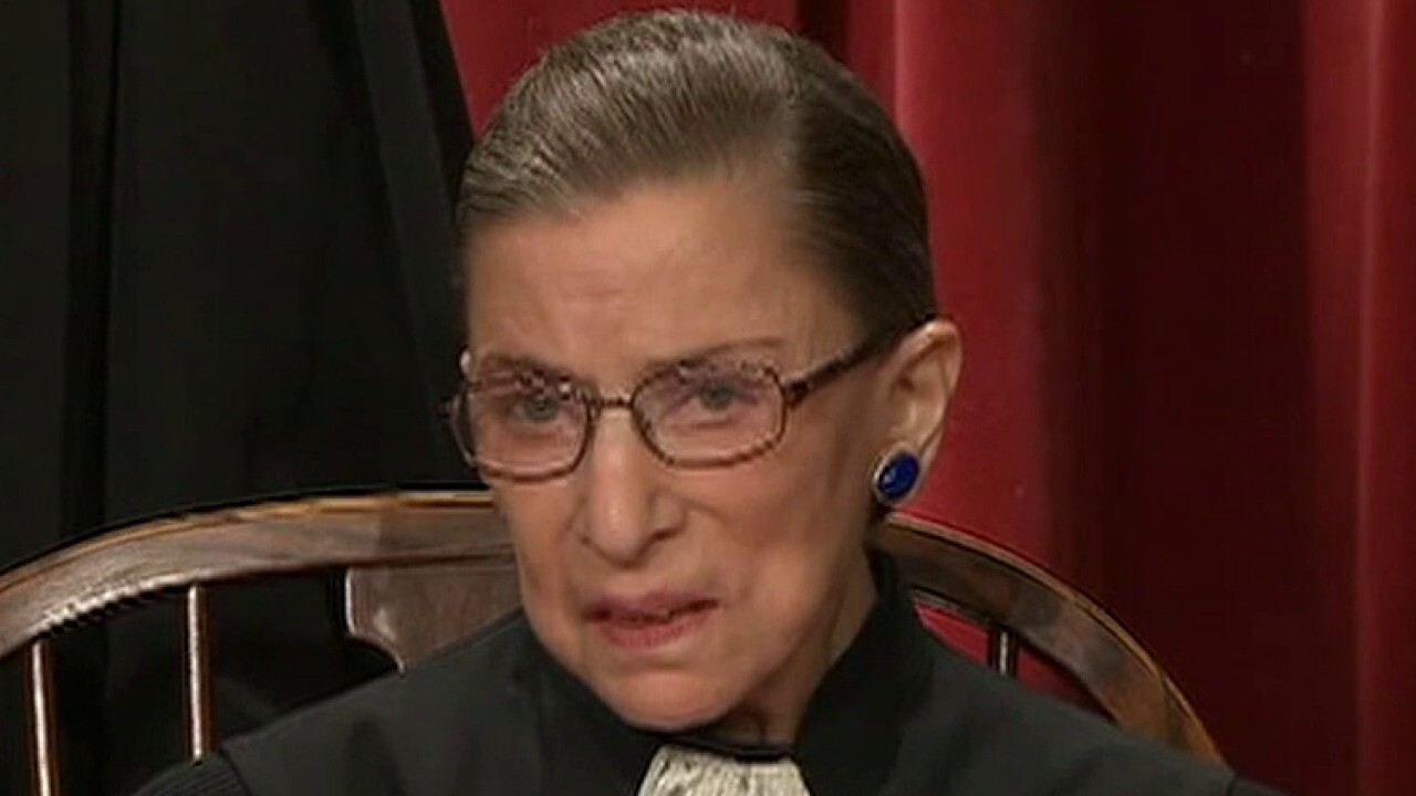 Honoring the legacy of Justice Ruth Bader Ginsburg