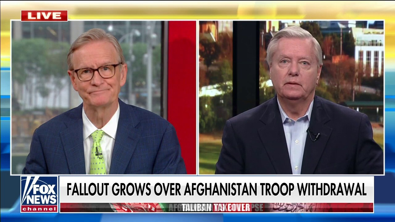 Lindsey Graham: Joe Biden has been a foreign policy 'wrecking ball' for 40 years