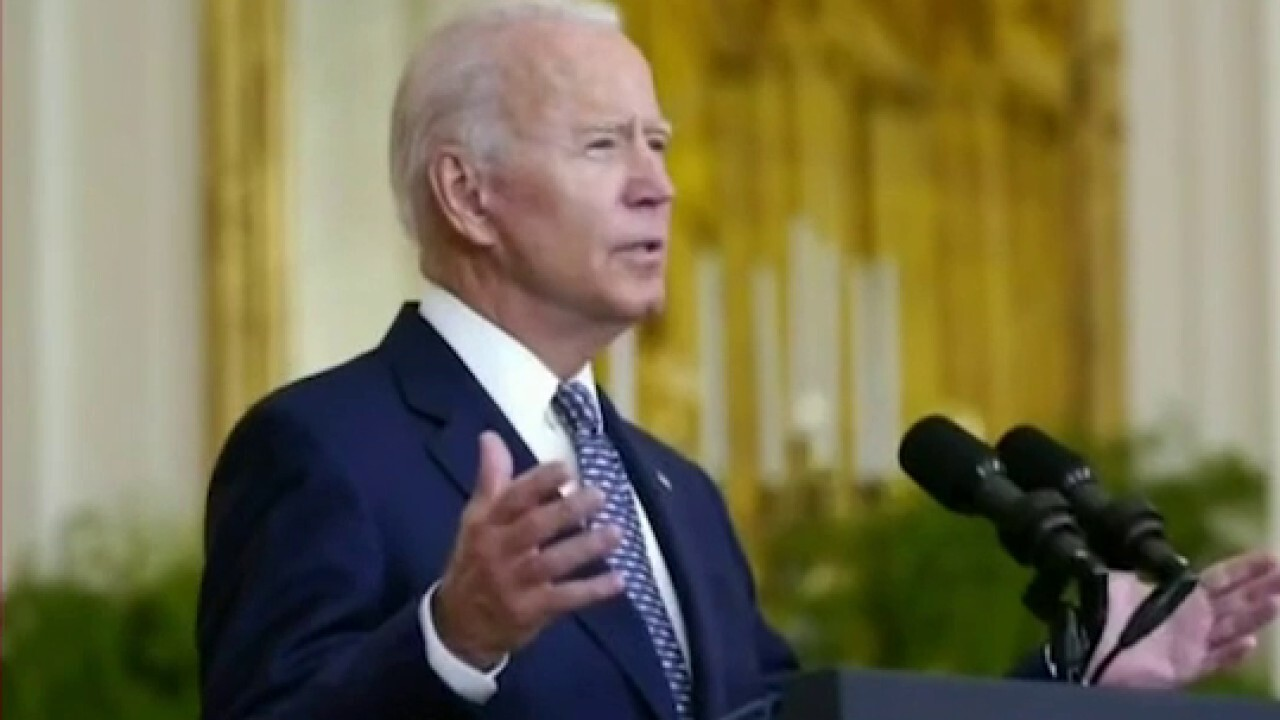 Biden criticized by media over handling of Afghan crisis