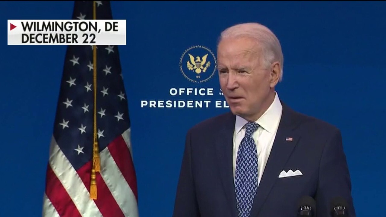 Biden asked about Hunter probe
