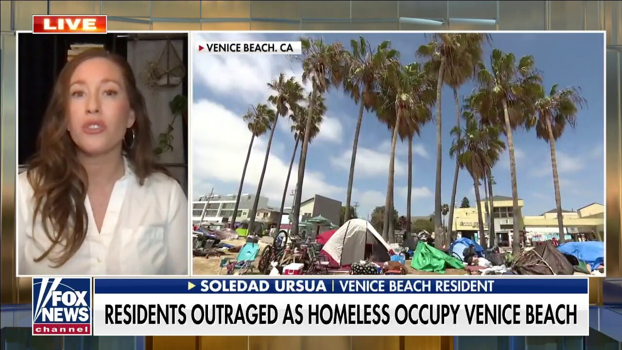Venice Beach residents blame overwhelming homelessness on lack of local leadership