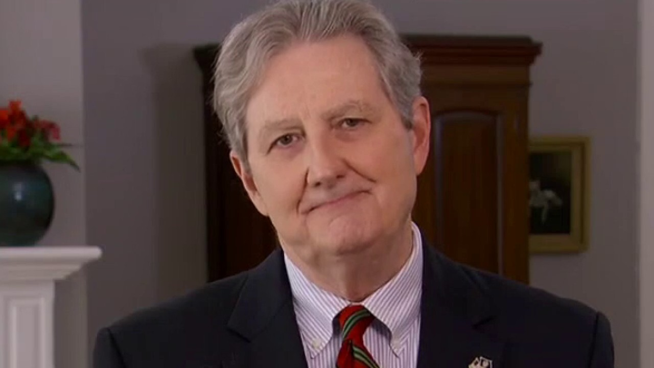 Sen. John Kennedy says destruction from Hurricane Laura will 'take your breath away'