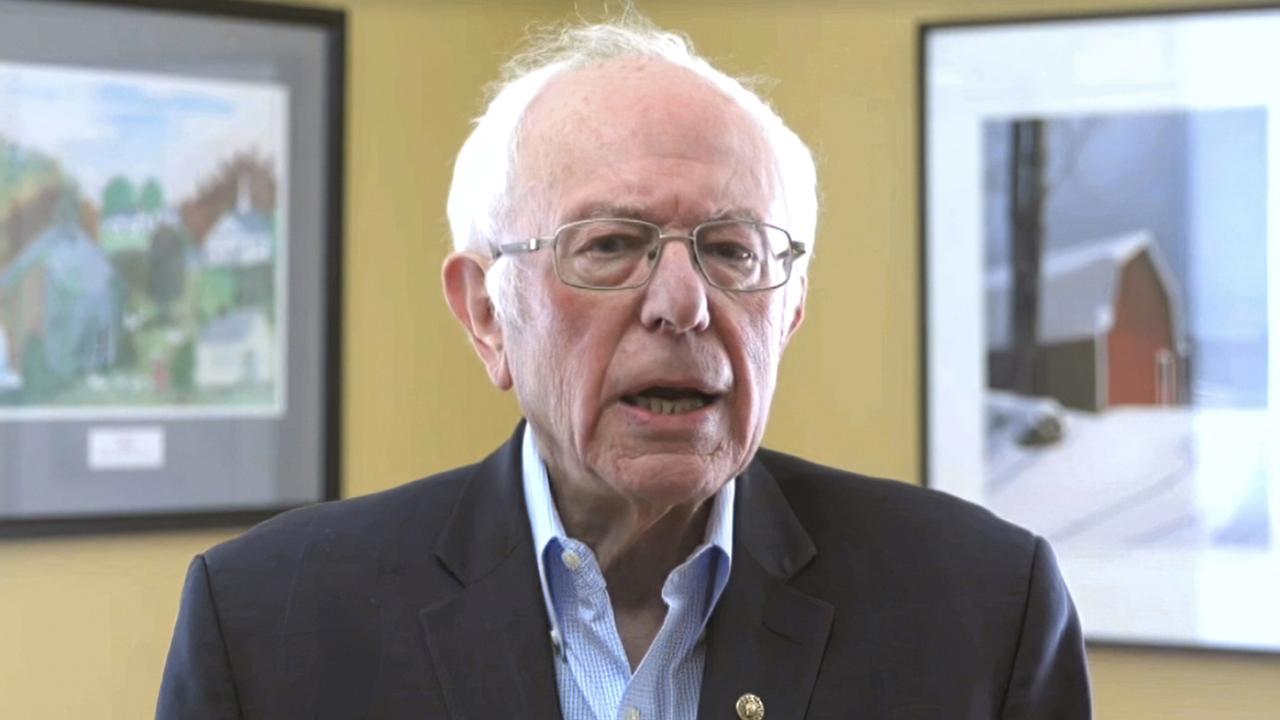 Warum jetzt? Sanders' abrupten Aussetzer kam vor mehr schlechte Nachrichten wahrscheinlich für die Kampagne