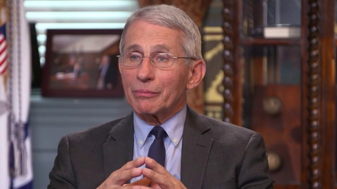 Dr. Fauci on what sets COVID-19 apart from past outbreaks