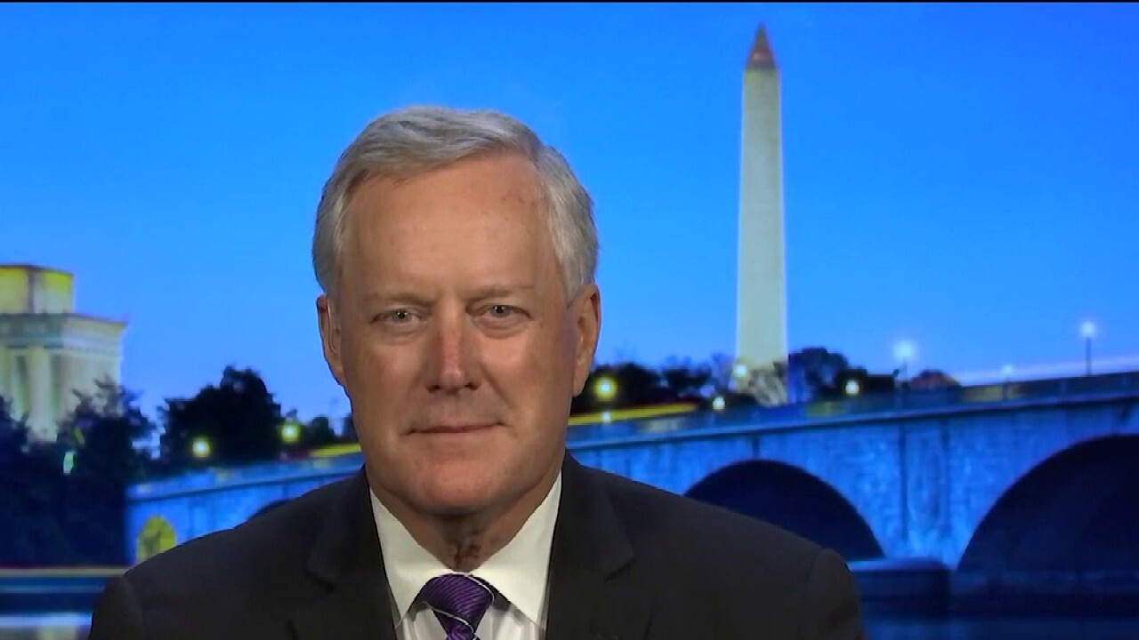 Mark Meadows slams Fauci for allegedly 'looking the other way' over possible Wuhan lab leak