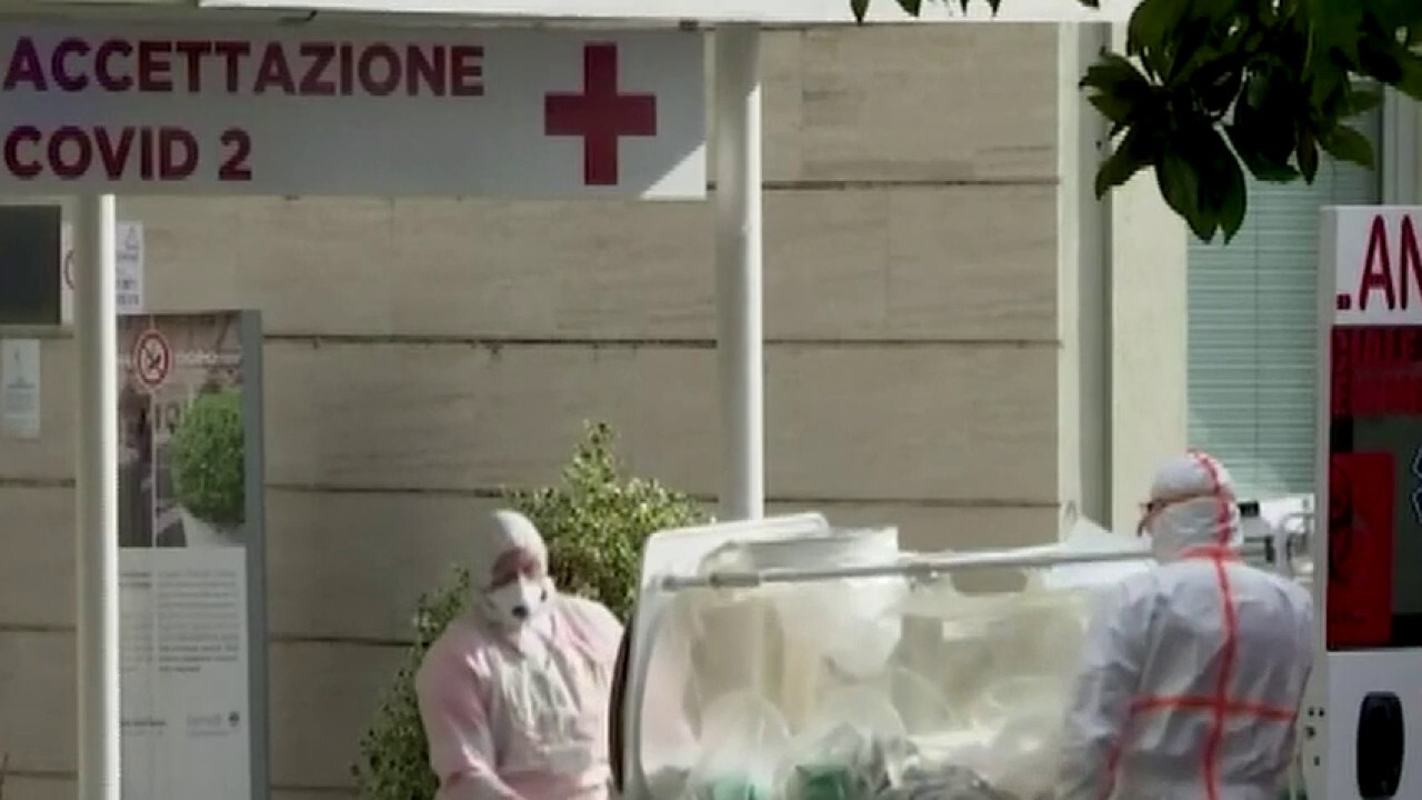 EU leaders close external borders for 30 days to stop spread of coronavirus