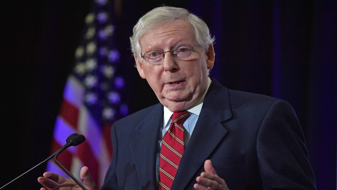 Senate Republicans criticize funding priorities in COVID relief bill