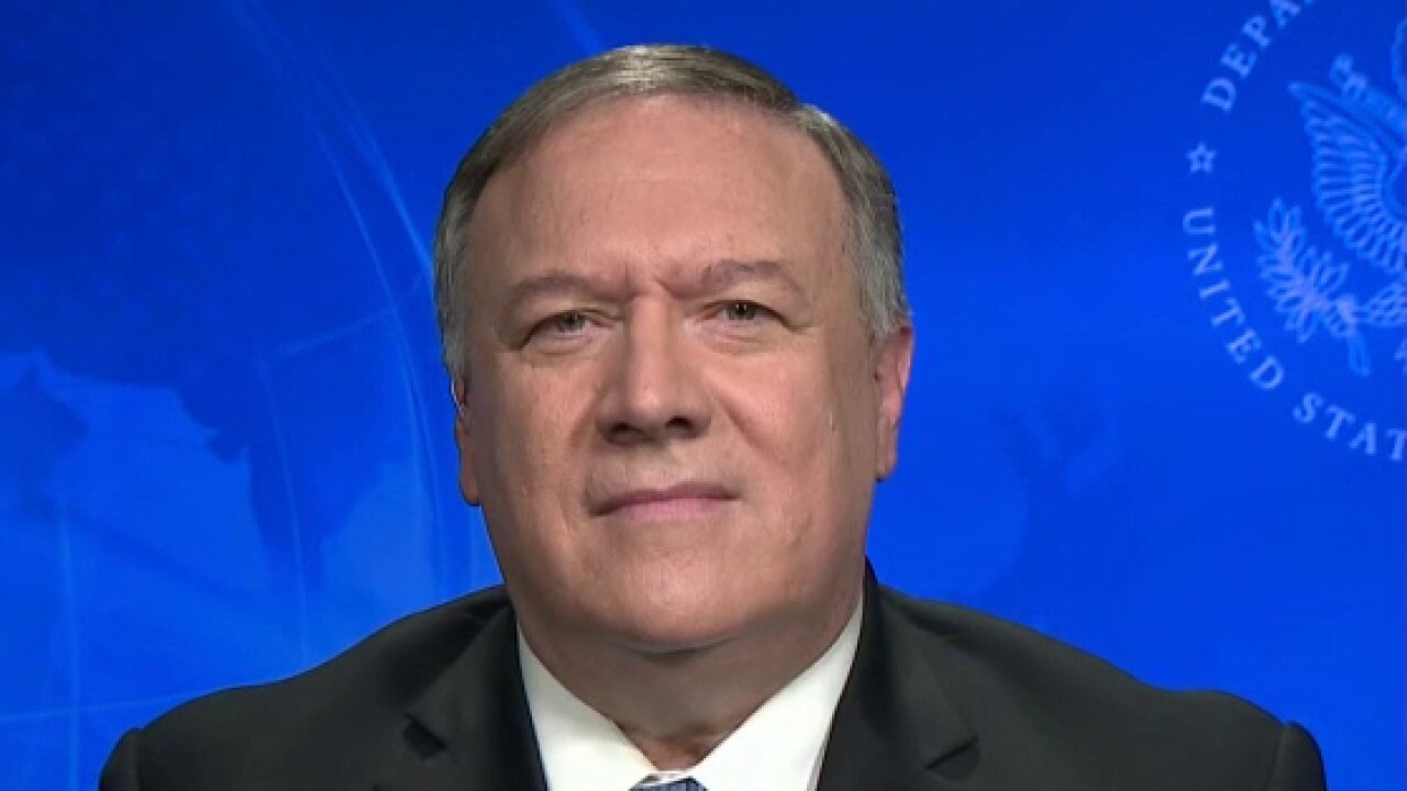 Pompeo fires back at 'dead wrong' Mattis criticism of 'America First' foreign policy