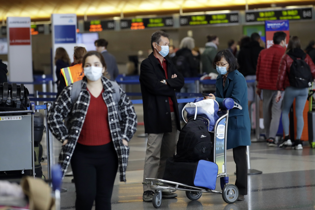 Expert advice for traveling during coronavirus outbreak