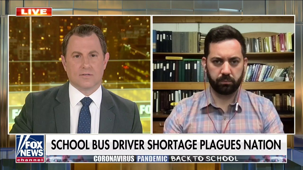 New York struggling with school bus driver shortage