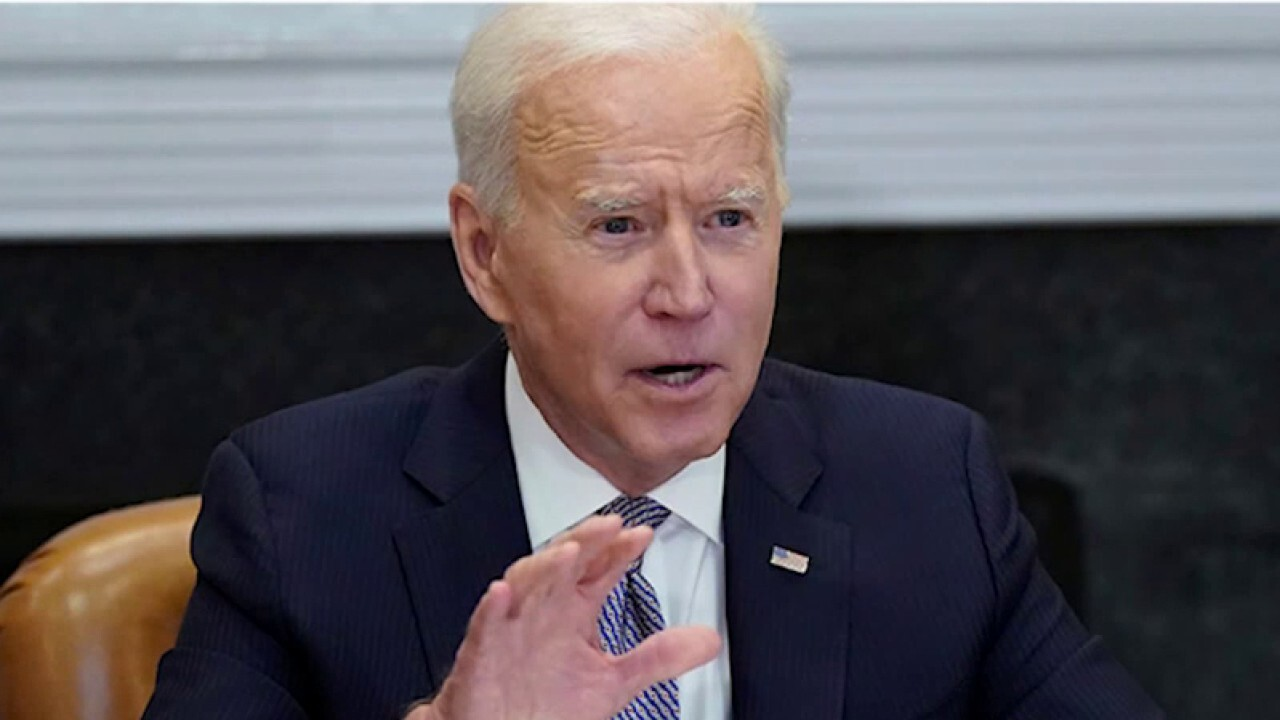 Vernon Jones calls Biden climate rally in Georgia an 'embarrassment'