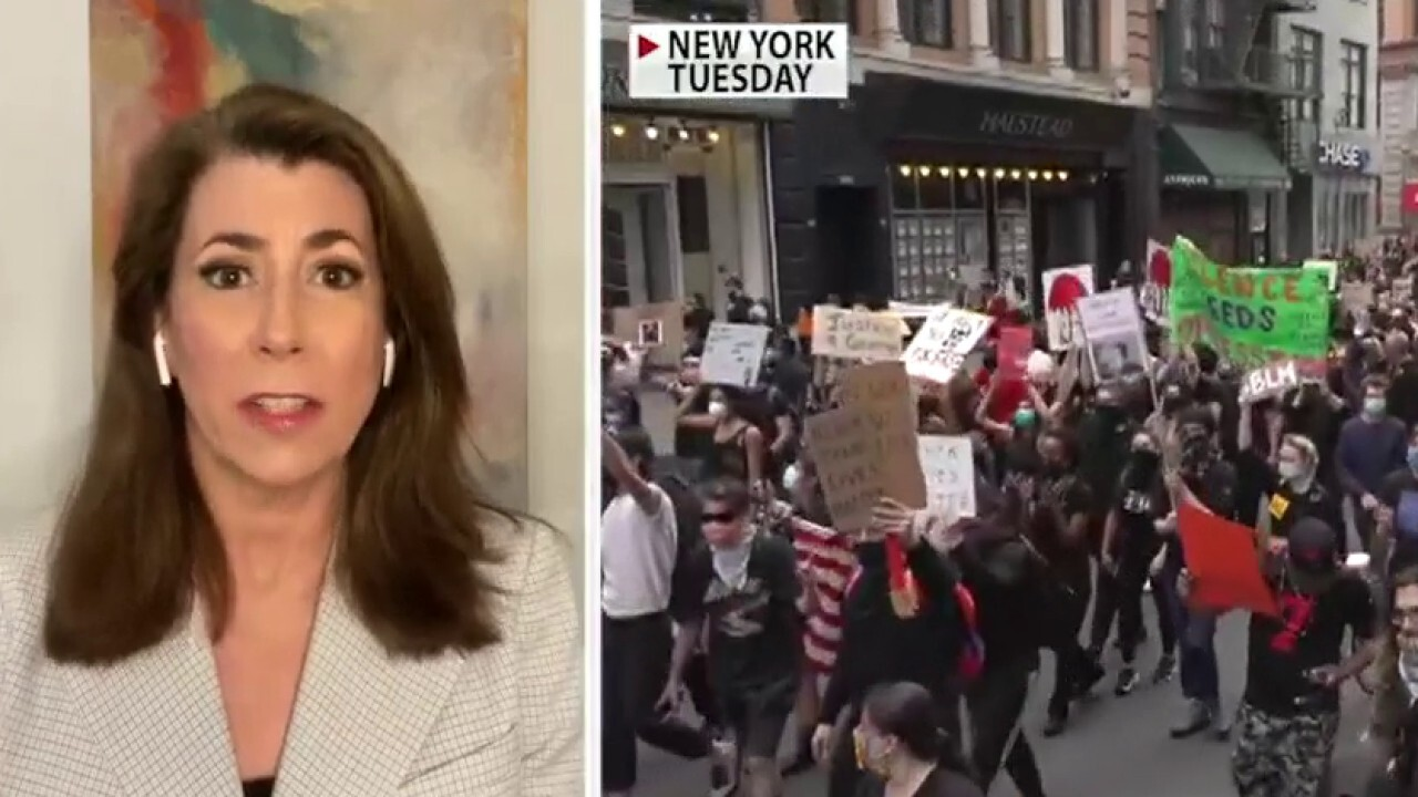 Tammy Bruce calls out Cuomo for NY 'mayhem': He views this as a video game