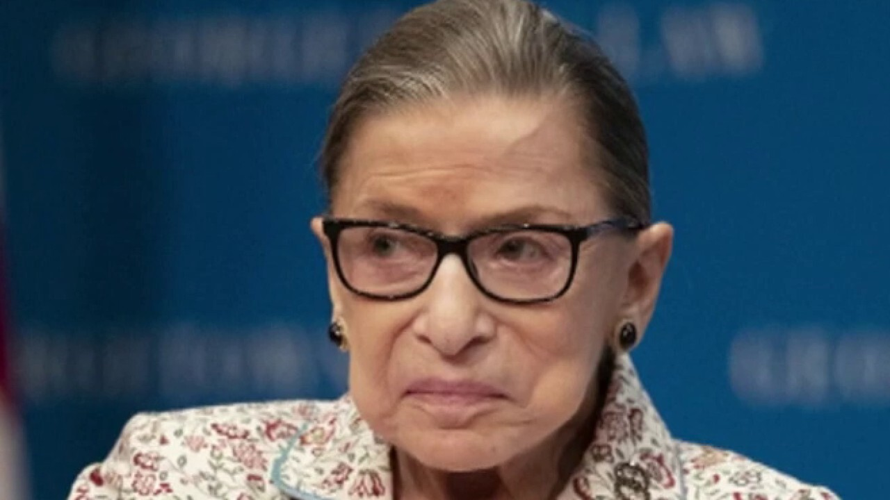 How Justice Ginsburg shaped America's history