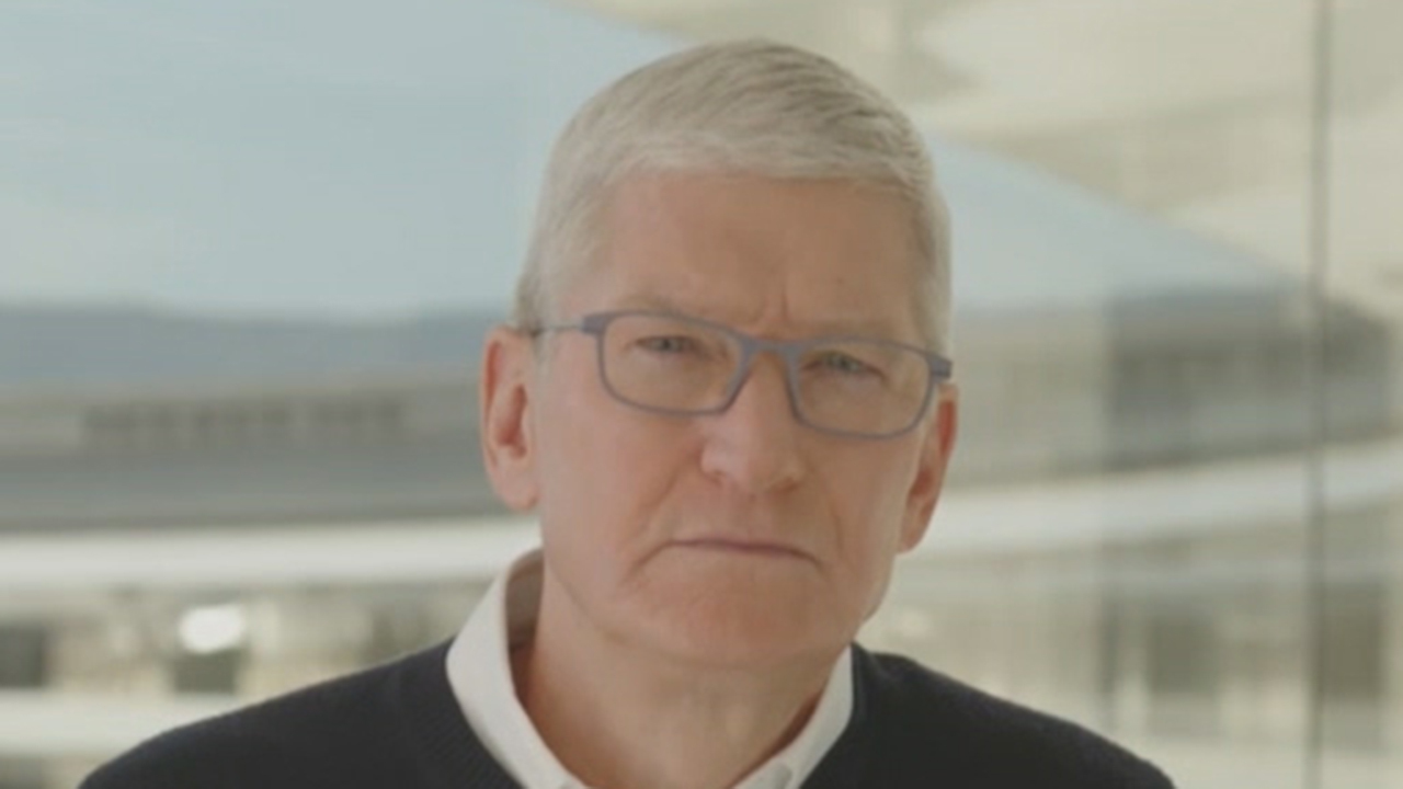Apple CEO Tim Cook: If Parler got their 'moderation together,' the company wouldn't be suspended