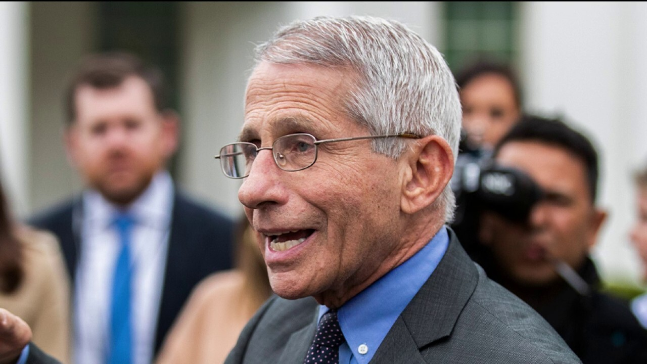 Dr. Fauci to warn Senate of 'needless suffering' if US reopens too quickly