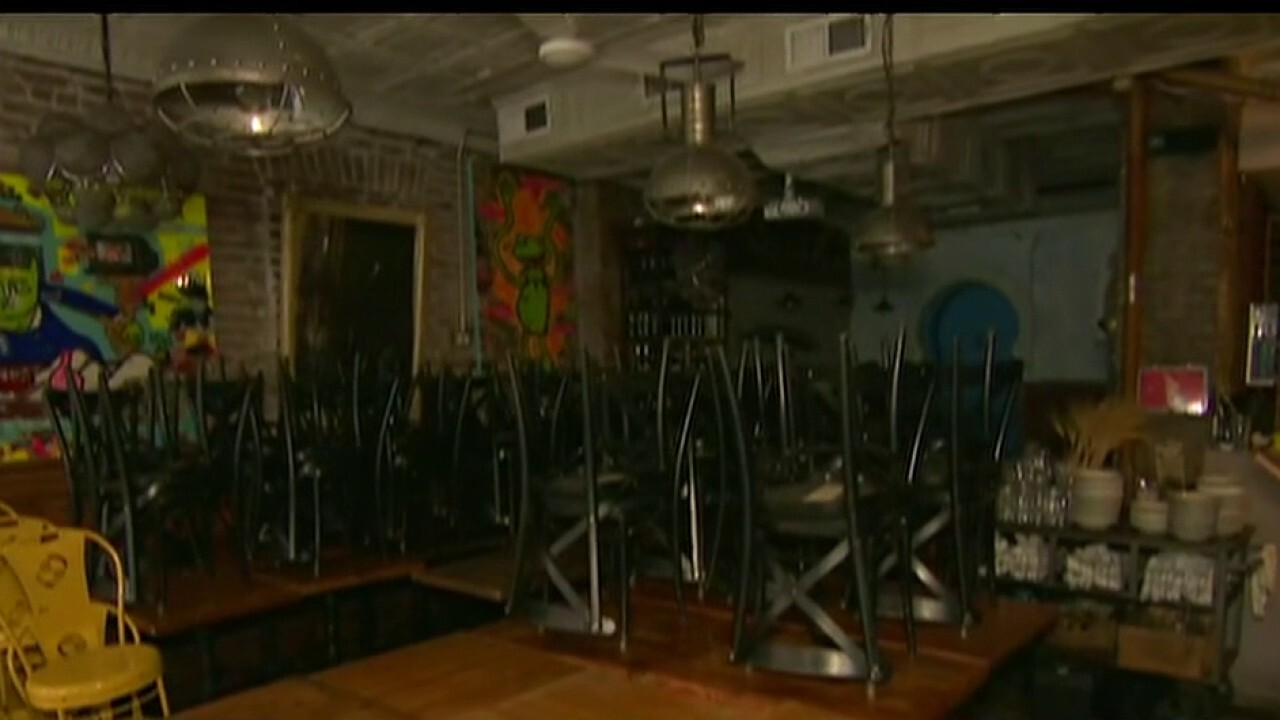 'Bar Rescue' host Jon Taffer on how bars, restaurants can recover from the coronavirus crisis