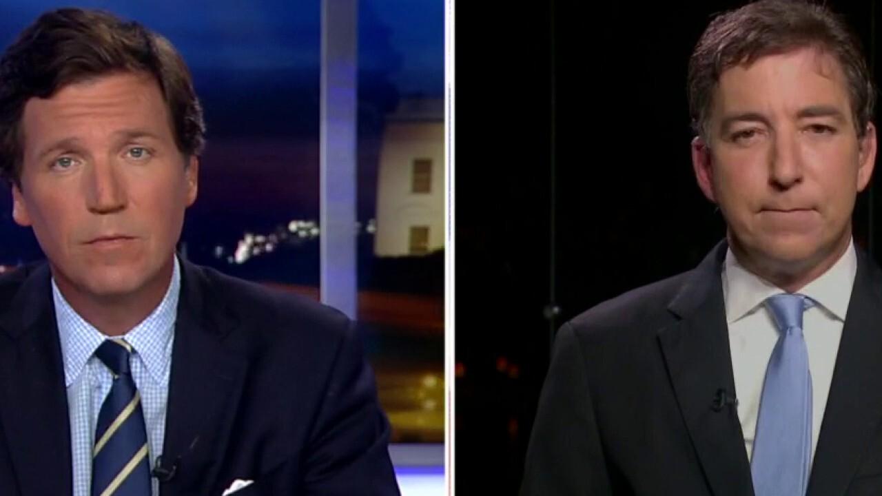 Glenn Greenwald: Big Tech, Biden set to wage 'new War on Terror'
