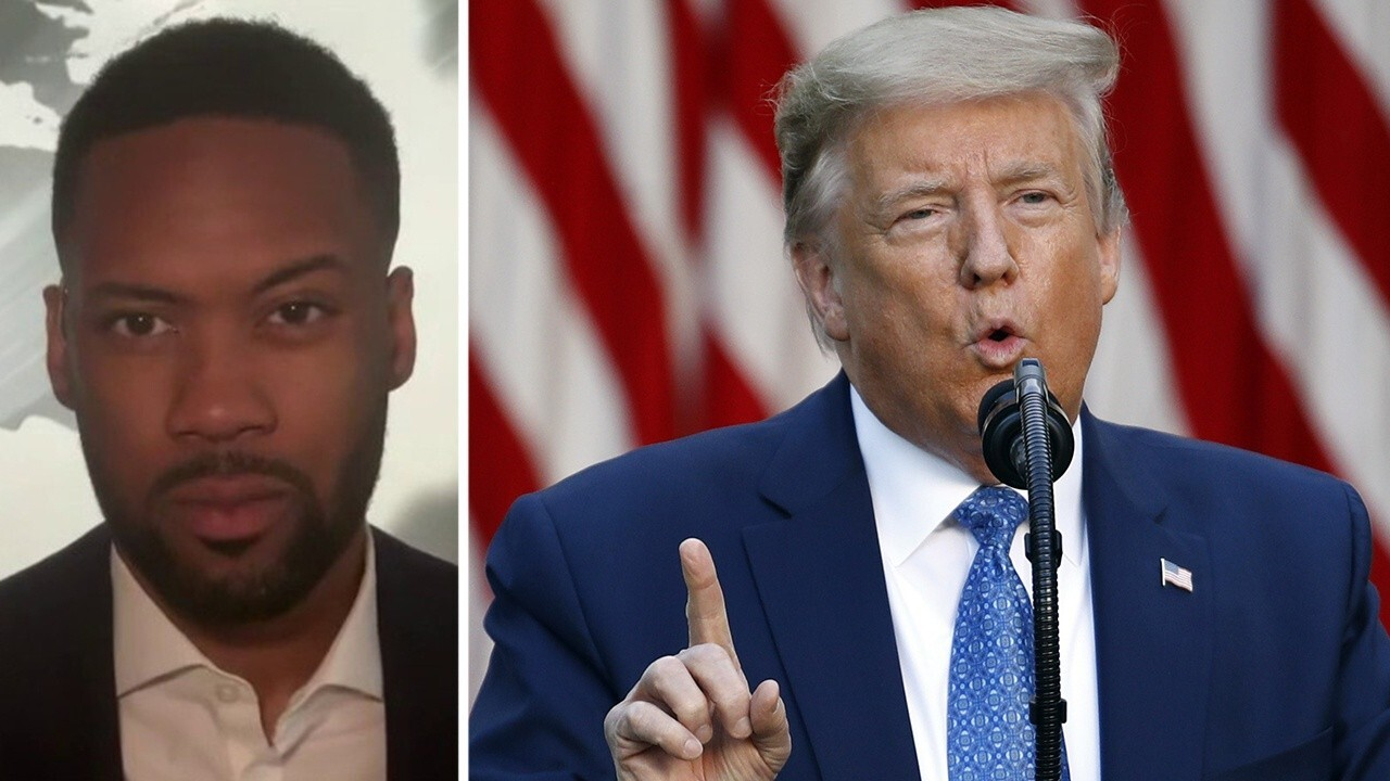 Lawrence Jones: Toughness isn't enough, Trump has to show heart