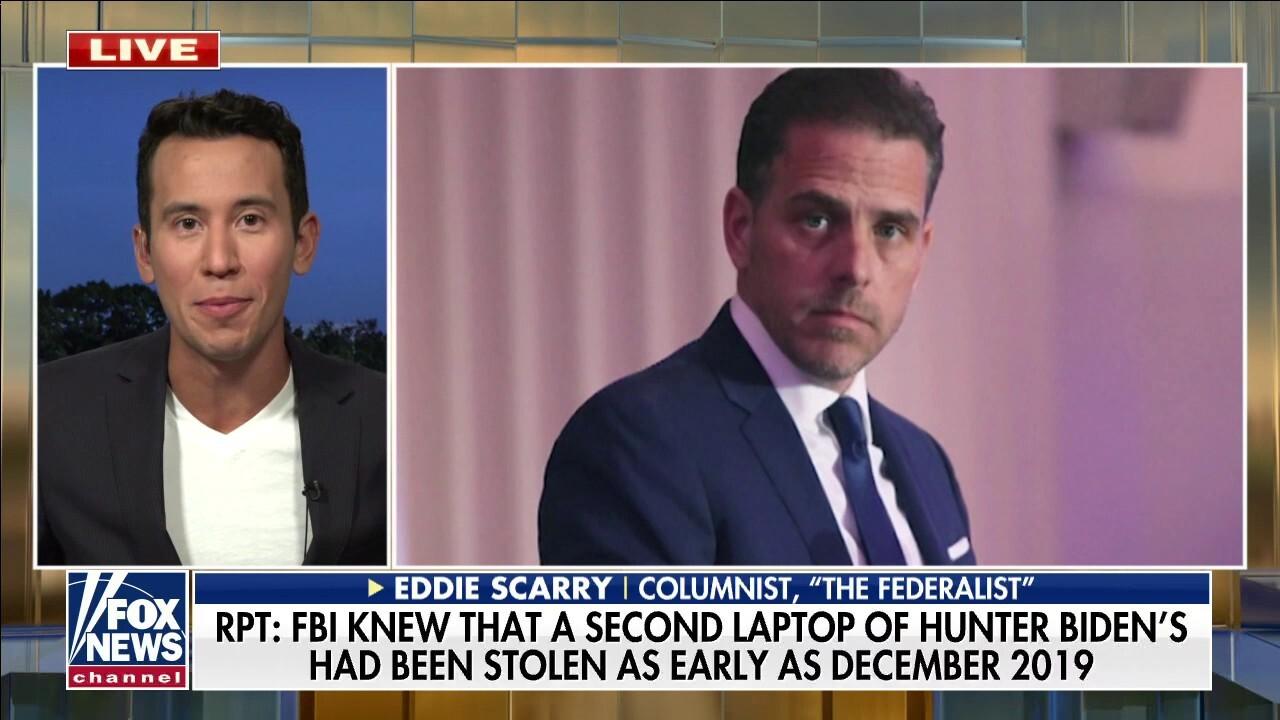 FBI knew of Hunter Biden's missing laptop as early as Dec. 2019: report