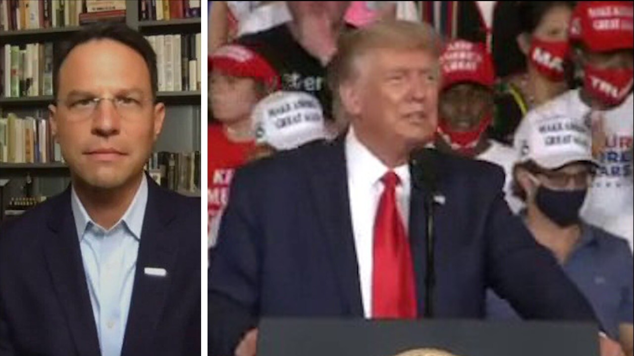 Pennsylvania attorney general says Trump is not taking COVID seriously, addresses mail-in voting concerns