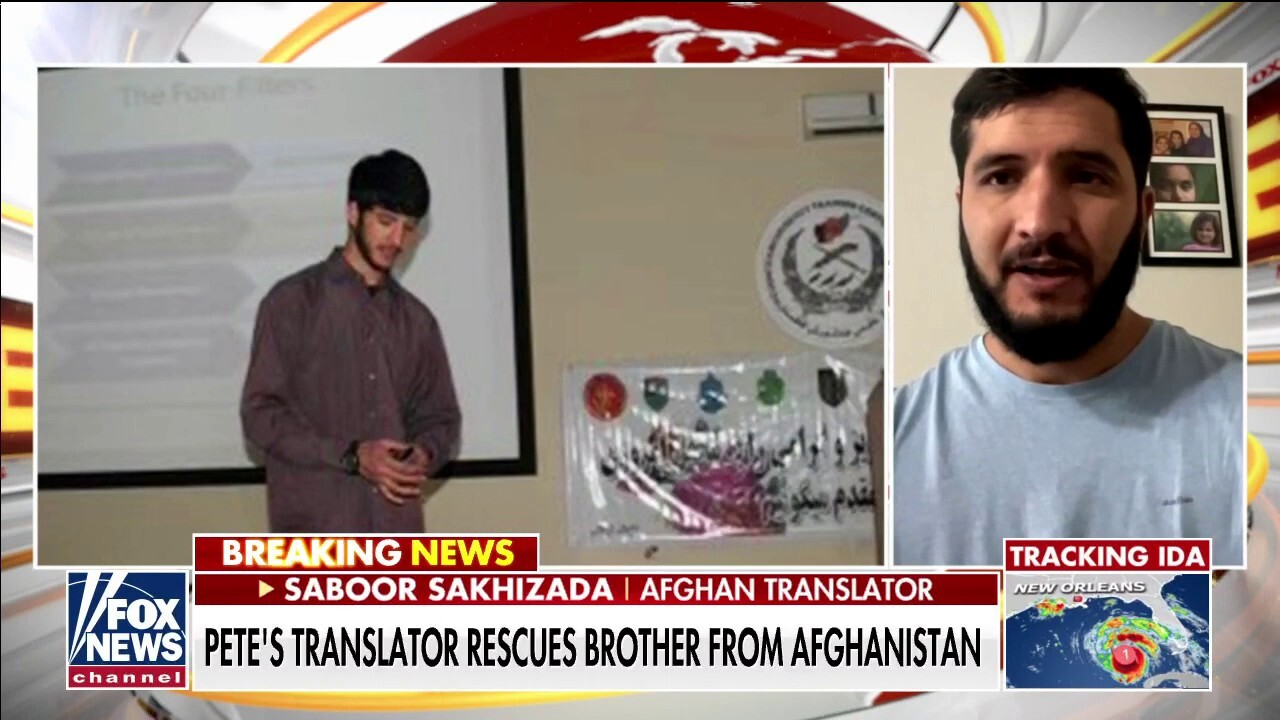 Translator: US needs to uphold promise to Afghans