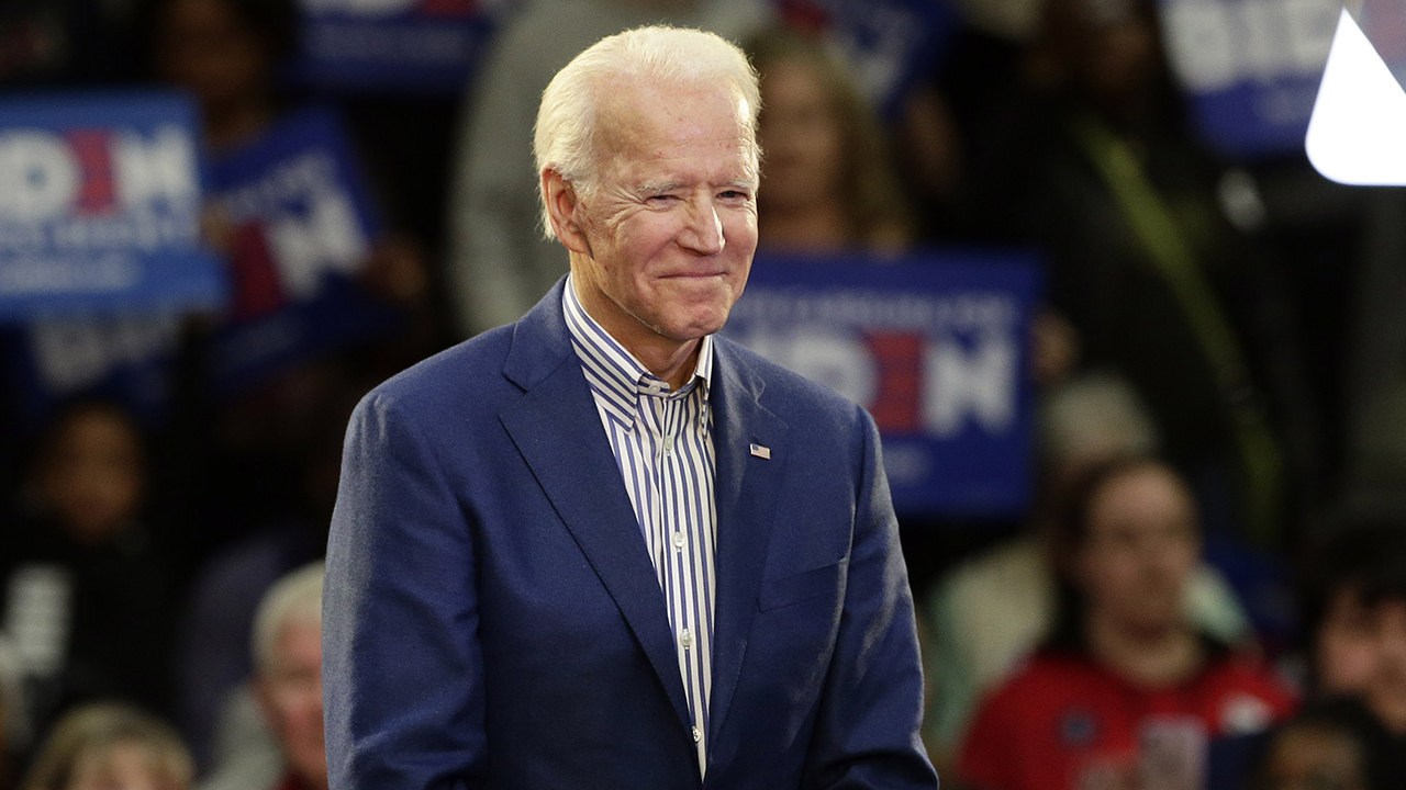 Biden's South Carolina win may aid primary reset — but Super Tuesday will decide