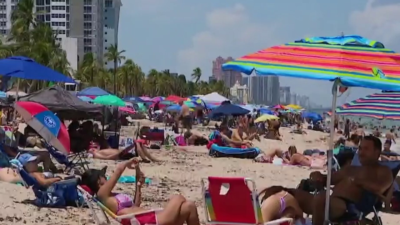 Health officials warn against large Labor Day holiday gatherings