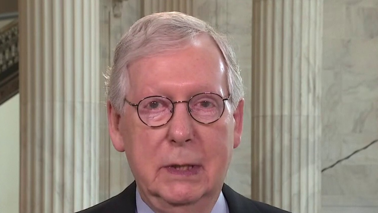 McConnell slams AOC: She can't even sell her far-left agenda to her own party
