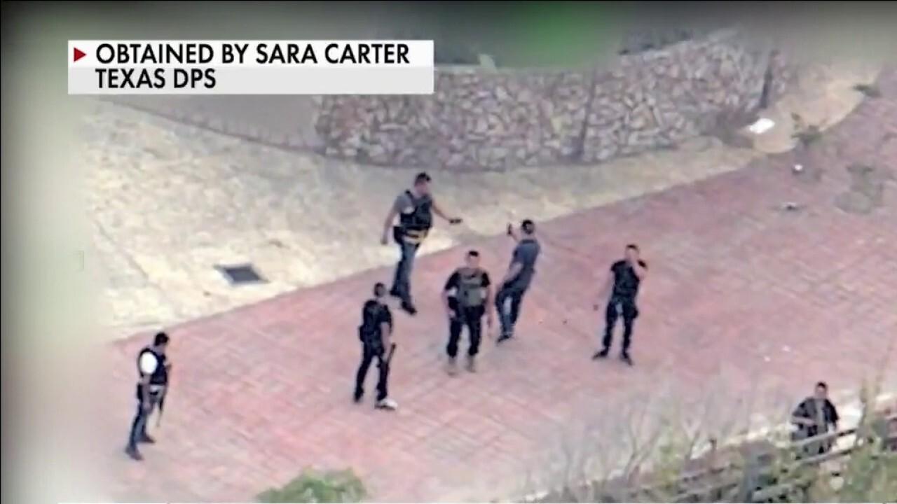 Drug cartels, human traffickers operating with impunity at border: Sara Carter