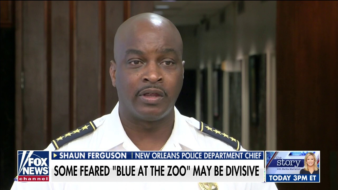 'Outnumbered' on zoo cancelling promotional event with police officers