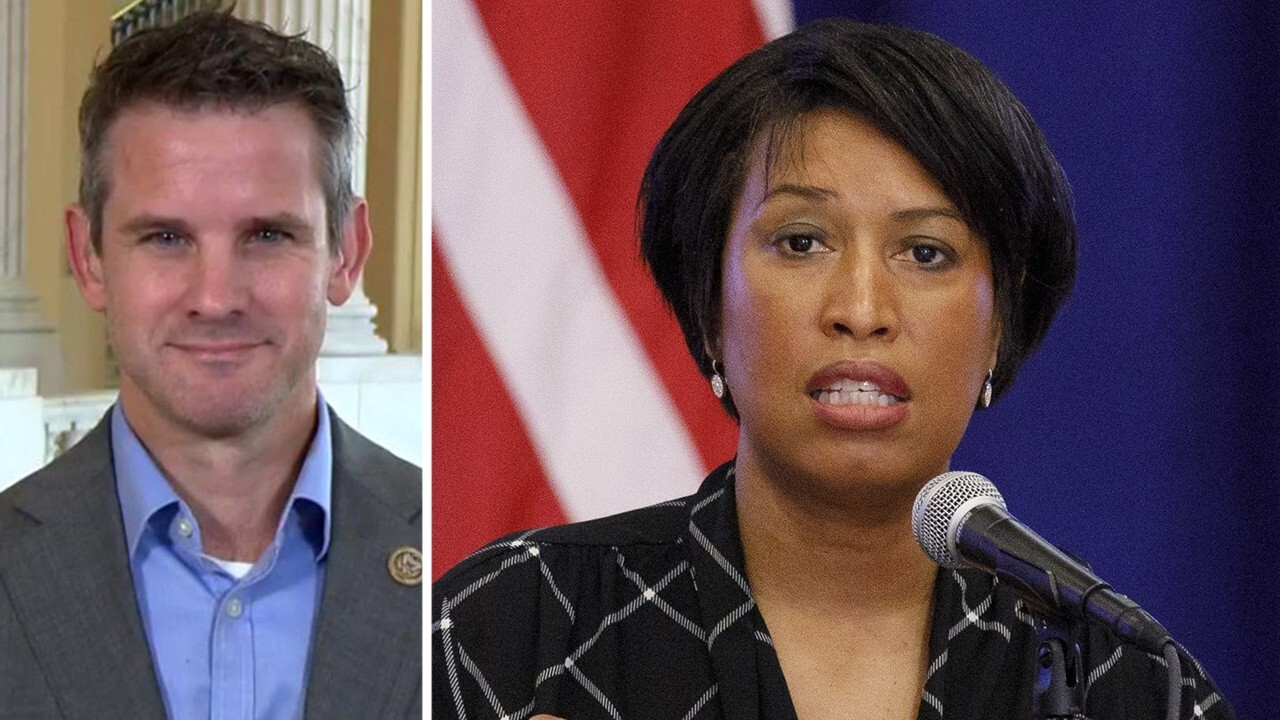 Rep. Kinzinger reacts to DC mayor calling for removal of 'out-of-state' troops: A shame, ridiculous