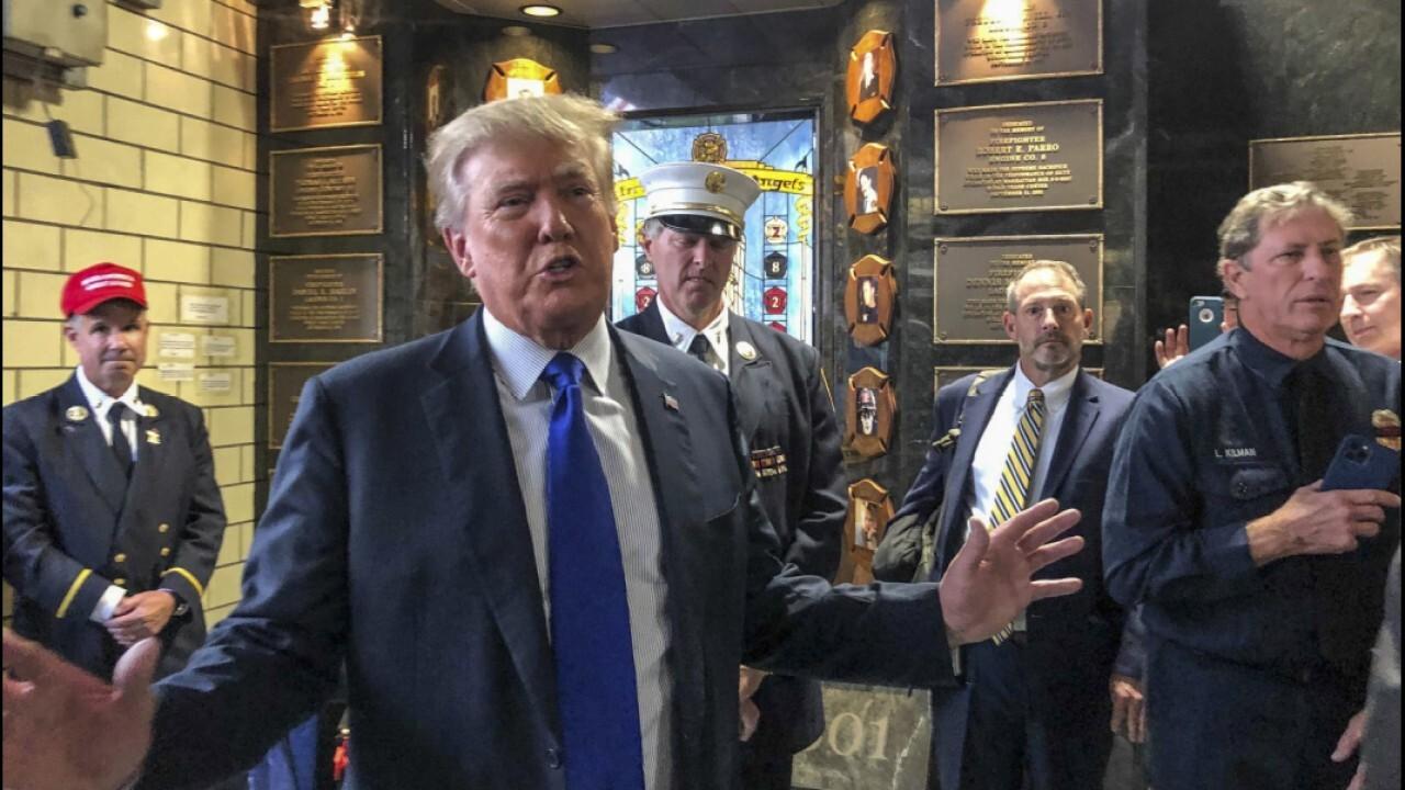 Trump blasts Biden's 'rushed' Afghanistan exit