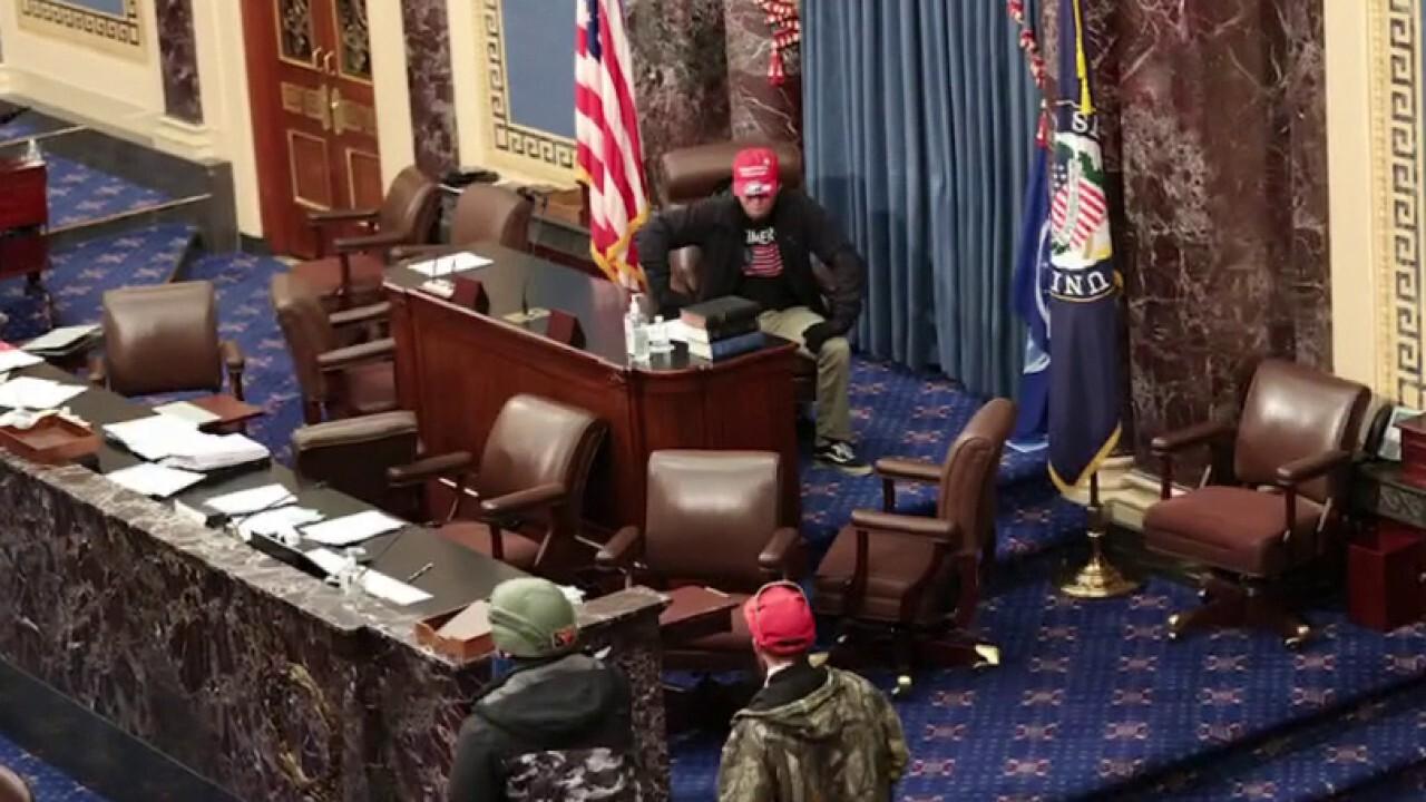 Fallout continues after pro-Trump rioters storm halls of Congress